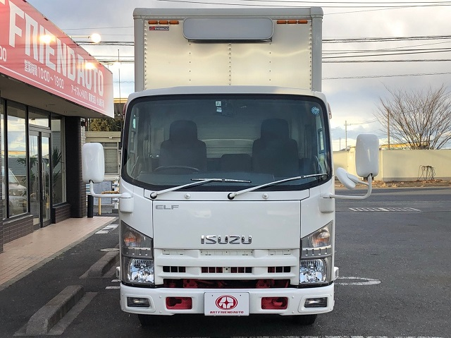 【342】いすゞ エルフ アルミバン フルゲート
