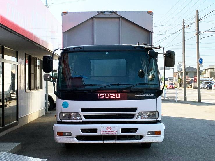 【524】いすゞ フォワードマックス ウィング エアサス 7200ワイド