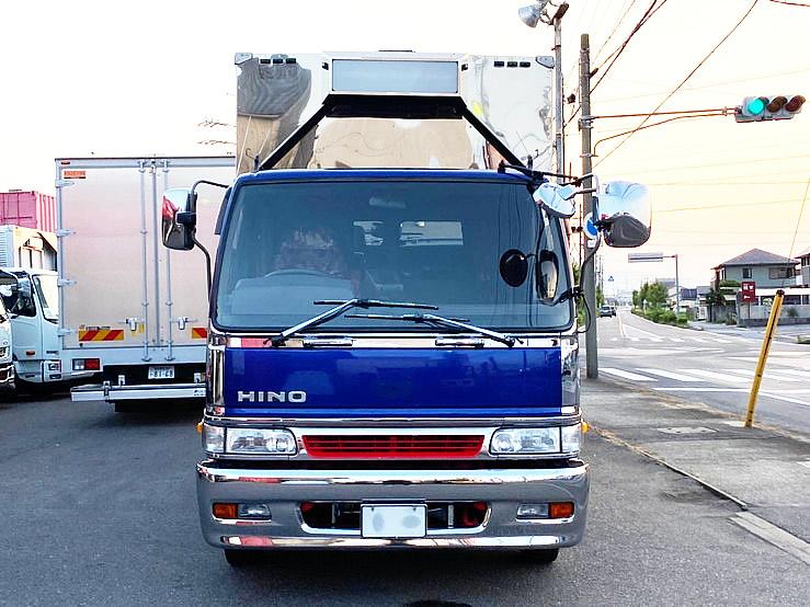 【645】日野 ライジングレンジャー アルミウィング 美車