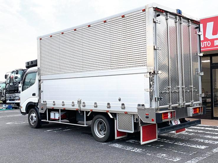 【509】トヨタ タウンエース ウィング 造りボディ AT