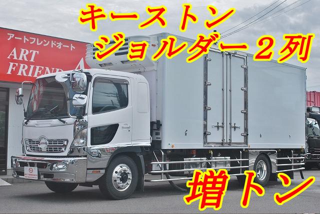 【239】日野レンジャープロ 増トン 冷凍バン カスタム多数