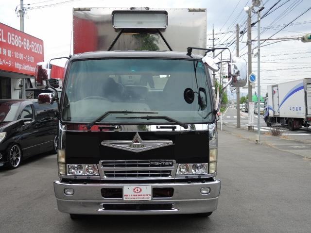 H15 三菱 NEWファイター アルミウィング 山田ボデー