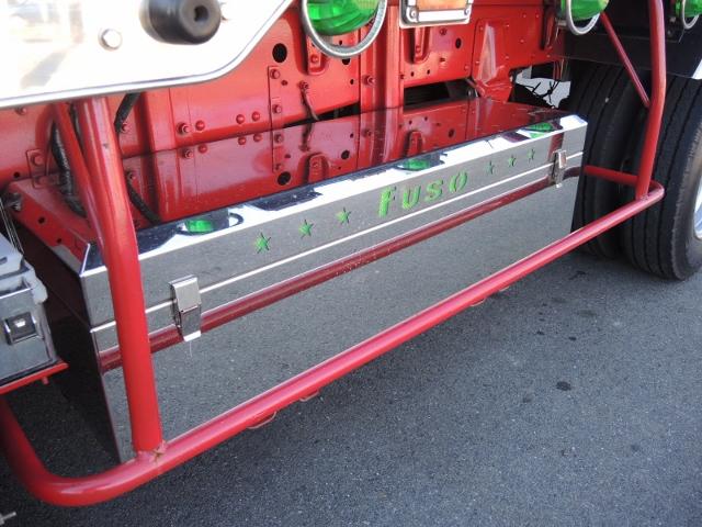 H15 三菱ふそう ジェネレーションキャンター 造り平ボデー