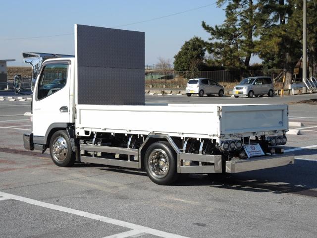 H20 三菱 ジェネレーションキャンター 平ボデー