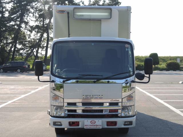 H20 いすゞ エルフ 中温冷凍車 標準ロング