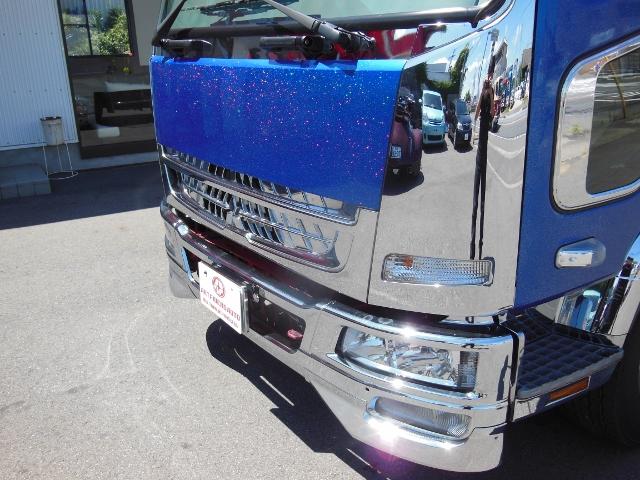 H23 三菱 ベストワンファイター 冷蔵冷凍車