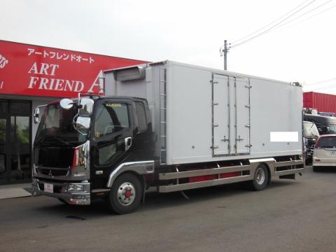 H17 三菱 ベストワンファイター 冷蔵冷凍車