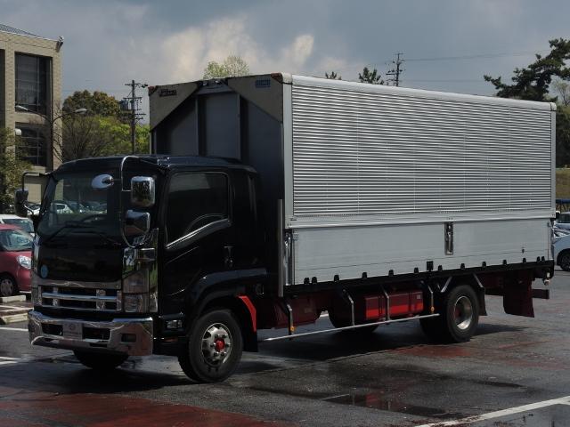 H21 いすゞ 07フォワード アルミウィング セミワイド