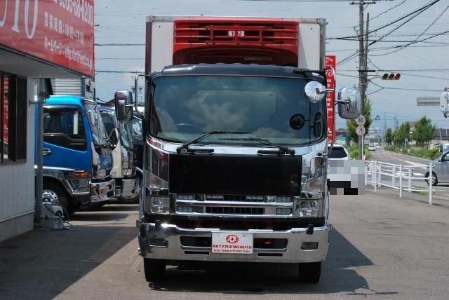 H19 いすゞ フォワード 増トン 冷凍バン リヤエアサス