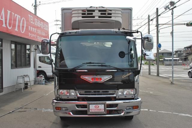H17 いすゞ フォワード 冷凍ウイング カスタムグレード