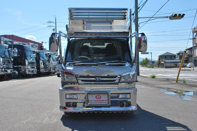 【141】ダイハツ ハイゼットジャンボ 4WD カスタム車