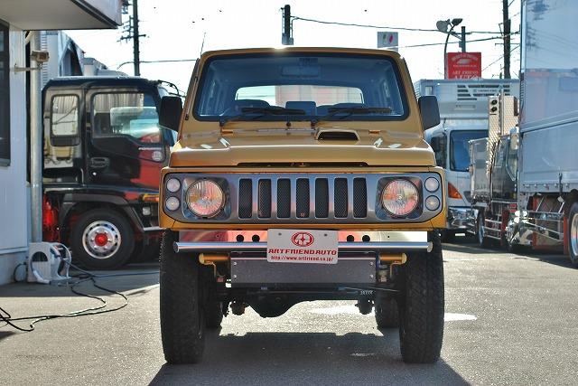 スズキ ジムニー 4WD AT車 カスタム多数 2年車検付!登録費用込み!
