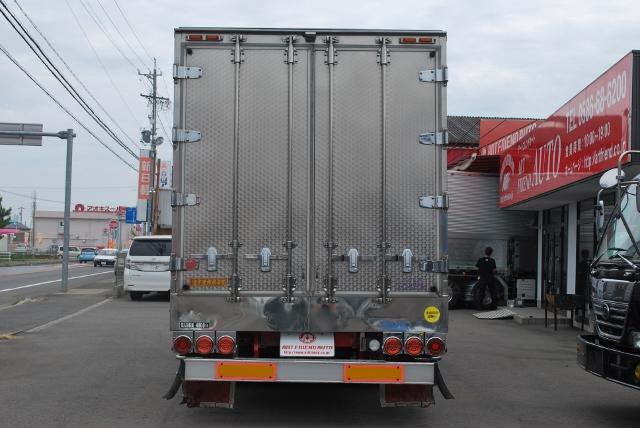 H22 いすゞ フォワード 増トン 冷蔵冷凍車 キーストン ジョルダー4列