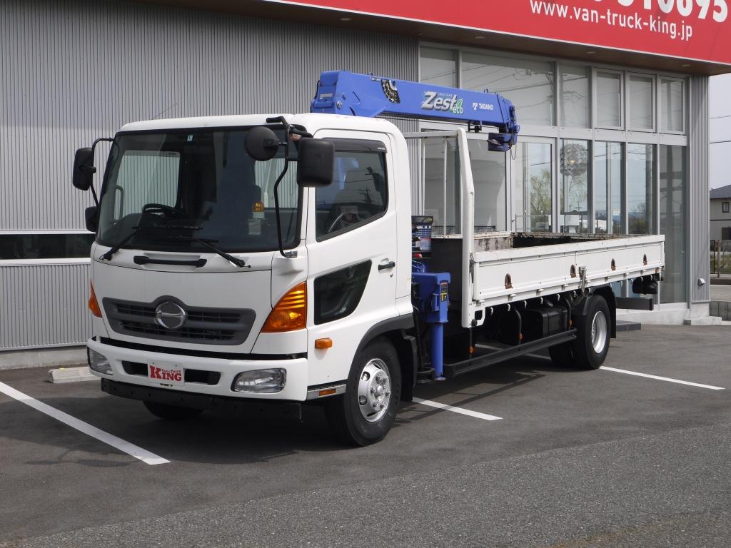 【vk-715】H24 レンジャー 4段クレーン ラジコン