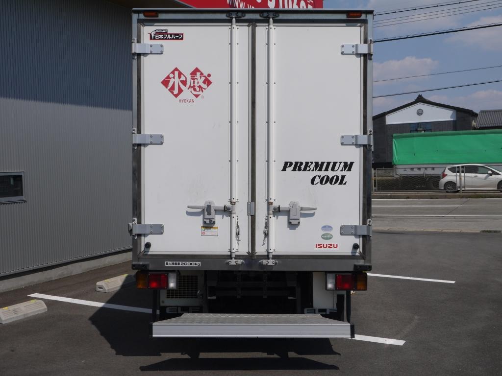 【vk-720】H22 エルフ 氷感仕様 冷蔵冷凍車 -5℃設定 検付