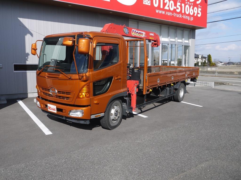 【vk-937】H28 レンジャー 4段クレーン