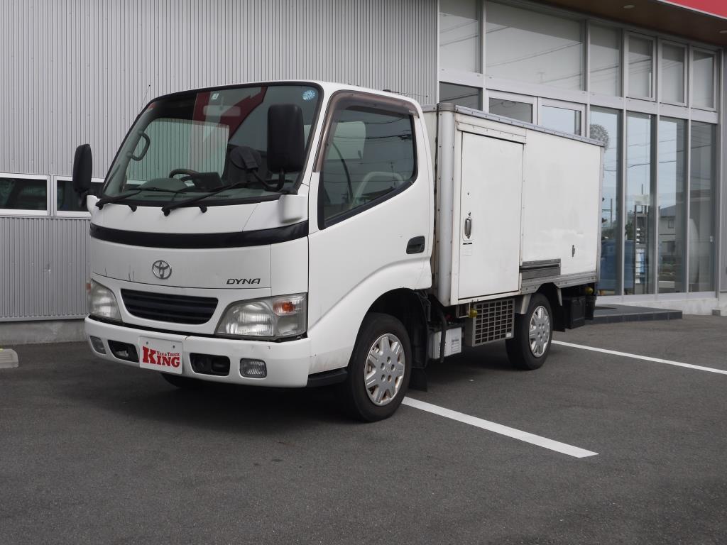 【vk-943】 H19 ダイナ 冷蔵冷凍車
