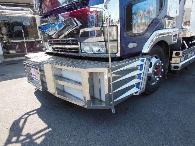 三菱 ファイター 冷蔵冷凍車 三菱製冷凍機搭載
