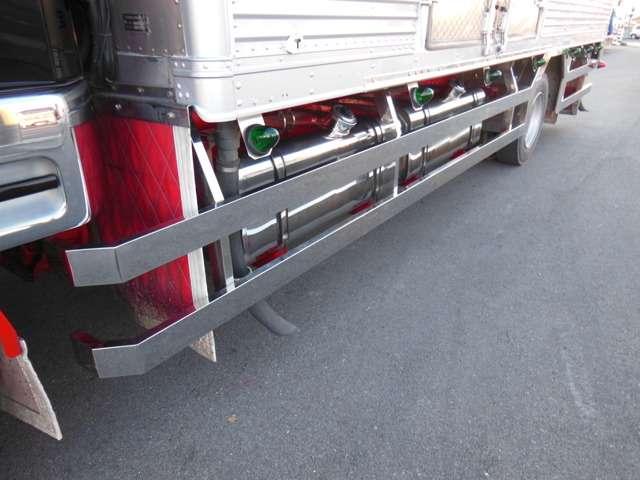 H19 三菱ふそう ベストワンファイター 冷蔵冷凍車
