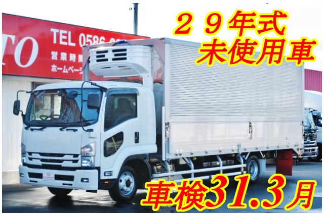 【178】いすゞ フォワード ワイド 冷凍ウイング