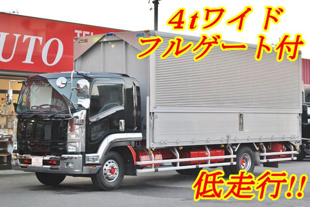 【181】いすゞ フォワード アルミウイング フルゲート