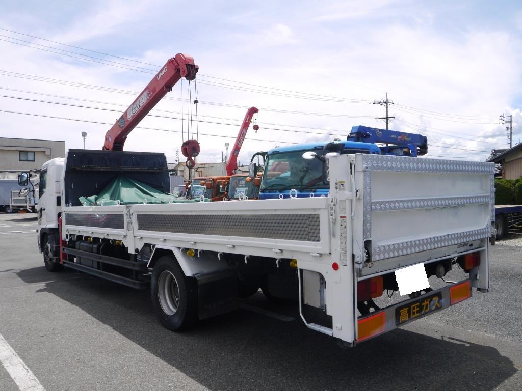 【vk-1018】 レンジャー 増トン 3段クレーン